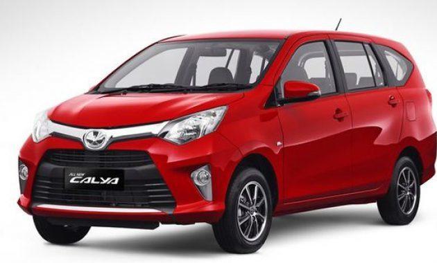 Toyota Calya mobil murah